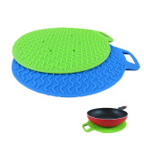 silicone pot coaster for cooking
