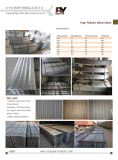 High Ribbed Metal Mesh/Rib Lath