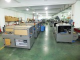 shrink machine workshop