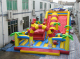inflatable playground/fun city