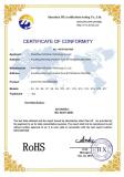 RHOS certification for skateboard