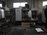 Finish Maching Machine for the parts of all machines
