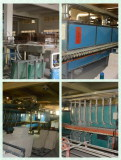Mosaic production machine