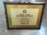 audited suuplier