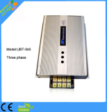 Three Phase Power Saver / Energy saver / Electricity saving box with Aluminium Housing