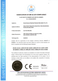 Slitting Machine CE Certificate