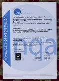 Certificates of Registration