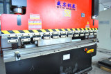 Bending machine for sheet metal products