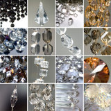 Crystal Lighting and Accessories PVD metallizing