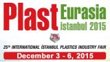 Coming up- 2015 PlastEurasia, Istanbul, Turkey!