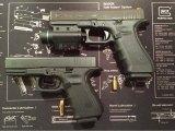 Doublecross Green Laser Flashlight Combo on GLOCK