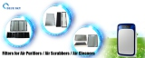 Filters for Air Purifiers / Air Scrubbers / Air Cleaners