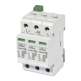 FATECH 40KA surge arrester for solar panel photovoltaic system 1000Vdc FV20C/3-1000PV S