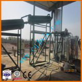 Jnc Waste Engine Oil and Oil Regeneration Diesel Oil Equipment