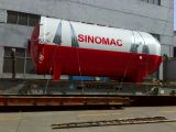 2850x5000mm Glass Autoclave to Ecuador in 2017