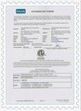 ETL certificate for 120v led strip