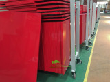 MAKING METAL FIRE CABINET-MASS PRODUCTION