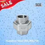Stainless Steel Casting Union, Pipe Fittings Union, Fittings
