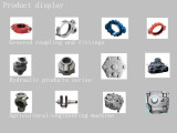 couplings and hydraulic products