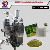 Re: Double tea bag packaging machine.
