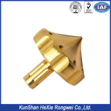 brass machining turned parts