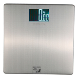 Stainless Steel 200kg Personal Scale with Large LCD