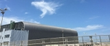Finish the Macau International Airpotr Hangar with Our lastest Standing Seam System