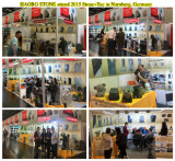 Haobo Stone Attend the Stone+Tec Fair in Germany