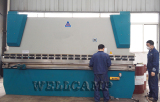 Bending steel plate machine