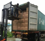 Loading in 40ft Container