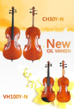 New Oil Vanish Violin & Cello