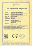 CE certification of SSR