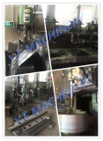 Processing equipment for plastic machines