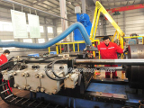 Drill pipe production line