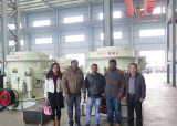 Customer from Saudi Arabis visit our company