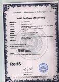 Certificates 3 ROHS