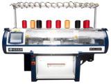 Textile machinery flat knitting machine