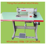Flatbed Leather sewing machine