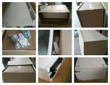 kitchen cabinets package for airshipment