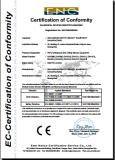 CE certificate of HIFU