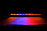 Multi color RGB led light bar