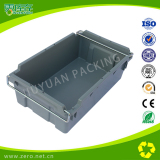 Plastic Container with iron lug