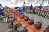 Assembly Line of Concrete vibrator