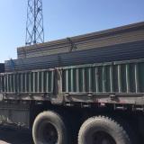 Steel channel in truck