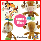 Custom Made Mascot Plush Toy for Sports Game