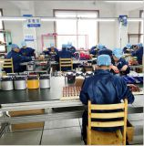workers produce fiber fusion splicer