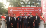 SANY Heavy Machinery launches SR155C10 drilling rig in Thai market