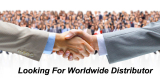 Looking for worldwide distributor