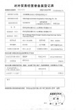 China exporter license