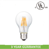 5w A19/A60 LED filament bulb replacement 55W